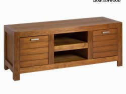 TV – tafel Mindi hout (150 x 50 x 60 cm) - Be Yourself Collectie by Craftenwood
