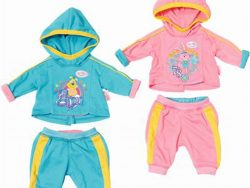 Baby Born Sporty Collection Assorti