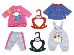 Baby Born Little Casual Outfit 3-delig