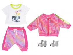 Baby Born Wild Thing Outfit 5-delig