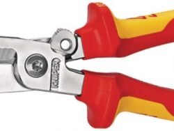 Knipex 13 96 200 Electricians Pliers With Cable Cutter Vde