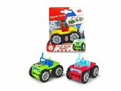 Dickie Toys Flip Over Buggy + Licht Assorti