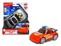 Dickie Toys Bump and Go Auto + Licht Assorti