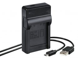 Hama USB-oplader Travel Voor Canon NB-6L