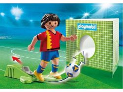 Playmobil 70482 Sports and Action Voetbalspeler Spanje