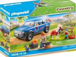 Playmobil 70518 Country Mobiele Hoefsmid