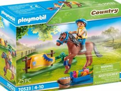 Playmobil 70523 Country Collectie Pony Welsh