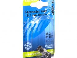 Scanpart Ant.adapter F-conn(m)-9.5(f)