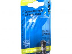 Scanpart Ant.adapter F-conn(m)-9.5(m)