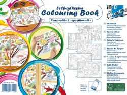 Info Notes IN-8719-08 Kleurboek 300mm X 200mm Colouring Book