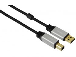 Hama Usb Connection Cable A-B 1.8M/