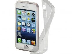 Hama Cover Clear Voor Apple IPhone 5/5s/SE Transparant