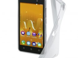 Hama Cover Crystal Voor Wiko Jerry Transparant