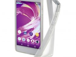 Hama Cover Crystal Clear Voor Sony Xperia E5 Transparant