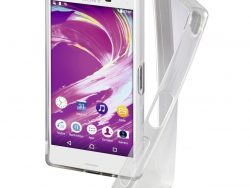 Hama Cover Crystal Clear Voor Sony Xperia X Compact Transparant