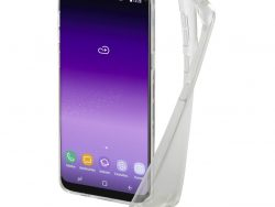Hama Cover Crystal Clear Voor Samsung Galaxy S8 Transparant