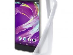 Hama Cover Crystal Clear Voor Sony Xperia L1 Transparant