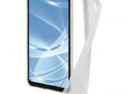 Hama Cover Crystal Clear Voor LG Q6 Transparant