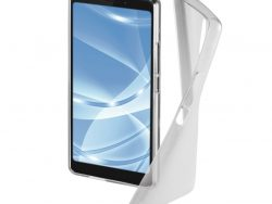 Hama Cover Crystal Voor Wiko View Transparant