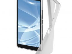 Hama Cover Crystal Voor Wiko View XL Transparant
