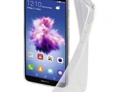 Hama Cover Crystal Clear Voor Huawei P Smart Transparant
