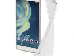 Hama Cover Crystal Clear Voor Sony Xperia L2 Transparant