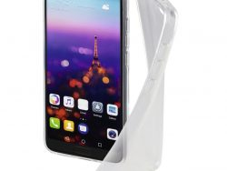 Hama Cover Crystal Clear Voor Huawei P20 Transparant