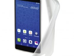 Hama Cover Crystal Clear Voor LG K9 Transparant