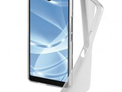 Hama Cover Crystal Voor Wiko View 2 Pro Transparant