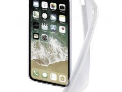 Hama Cover Crystal Clear Voor Apple IPhone Xs Transparant