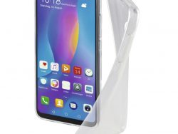 Hama Cover Crystal Clear Voor Huawei P Smart+ Transparant
