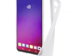Hama Cover Crystal Clear Voor LG V40 ThinQ Transparant