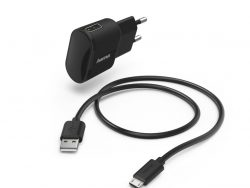 Hama Oplader Auto-Detect Voor Tablets Micro-USB 5 V/2