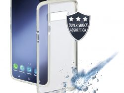 Hama Cover Protector Voor Samsung Galaxy S10+ Wit