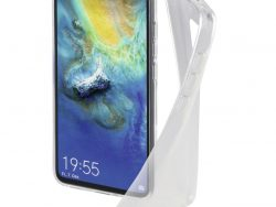 Hama Cover Crystal Clear Voor Huawei Mate 20 X Transparant