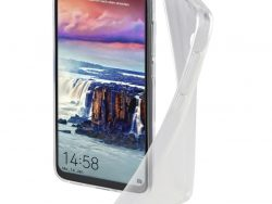 Hama Cover Crystal Clear Voor Huawei P Smart 2019/Honor 10 Lite Transparant