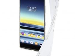 Hama Cover Crystal Clear Voor Sony Xperia 1 Transparant
