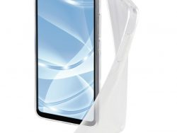 Hama Cover Crystal Clear Voor Huawei Y6 (2019) Transparant