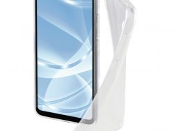 Hama Cover Crystal Clear Voor Huawei Y7 (2019) Transparant