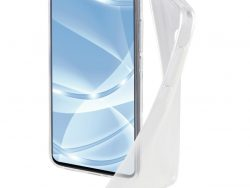 Hama Cover Crystal Clear Voor Samsung Galaxy A70 Transparant