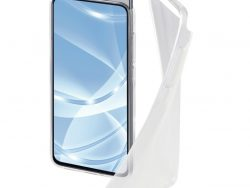 Hama Cover Crystal Clear Voor Samsung Galaxy A80 Transparant