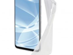 Hama Cover Crystal Clear Voor Samsung Galaxy A20e Transparant