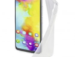 Hama Cover Crystal Clear Voor Samsung Galaxy M20 Transparant