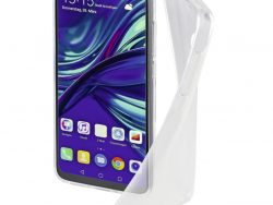 Hama Cover Crystal Clear Voor Huawei P Smart+ 2019 Transparant