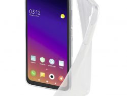 Hama Cover Crystal Clear Voor Xiaomi Redmi Note 7 (Pro) Transparant