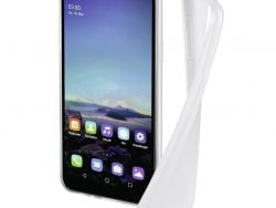 Hama Cover Crystal Clear Voor LG K50/Q60 Transparant