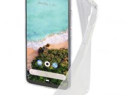 Hama Cover Crystal Clear Voor Xiaomi Mi A3 Transparant
