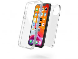 Hama Cover 360° Protection Voor Apple IPhone 11 2-delig Transparant
