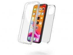 Hama Cover 360° Protection Voor Apple IPhone 11 Pro Max 2-delig Transparant