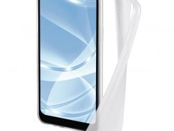 Hama Cover Crystal Clear Voor LG K40S Transparant